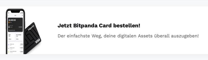 Positive Erfahrung und Bewertung von Bitpanda